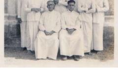 03 Seminarians of Parappur during holidays with their parish Priest and assistant copy